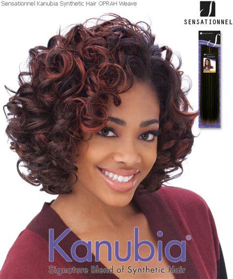 Oprah Curls Weave   oprah sensationnel kanubia