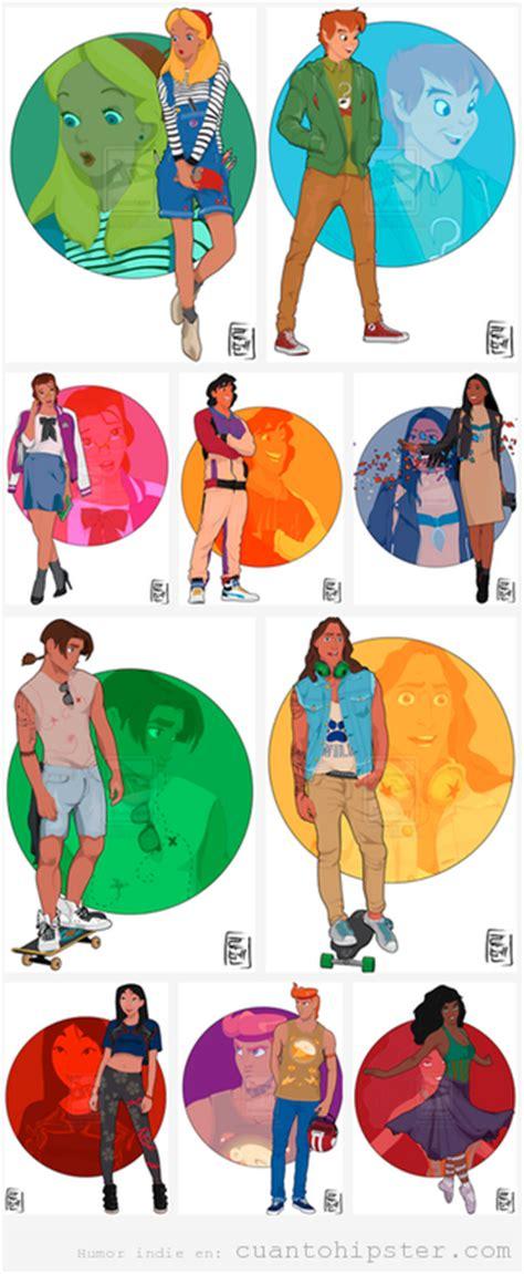 imagenes hipster de las princesas pr 237 ncipes cu 225 nto hipster