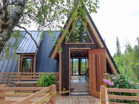 princess cruises alaskan treehouse offers awesome views