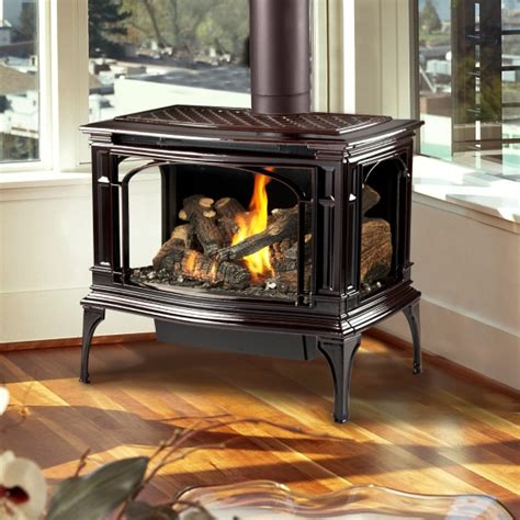 Free Standing Fireplace Prices freestanding gas burning stoves gallery fireplace