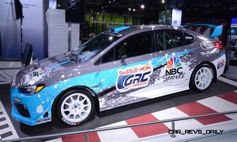 subaru sti rally car 2015 subaru wrx sti rally racecars