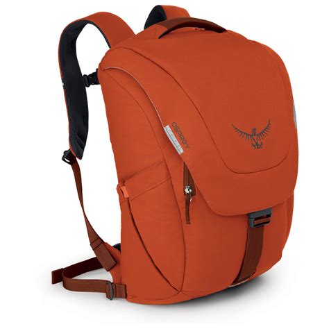 most comfortable daypack osprey flap jack pack daypack men s free uk delivery