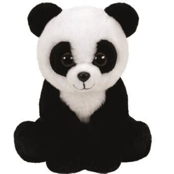 peluche beanie boos oso panda baboo (15 cm) sinopsis y