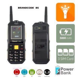 Hp Power Bank Antena Nexcom Mars Outdoor spesifikasi brandcode b5 5000mah bisa buat power bank alektro