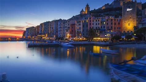 porto venere portovenere l antico borgo dei poeti la nostra italia