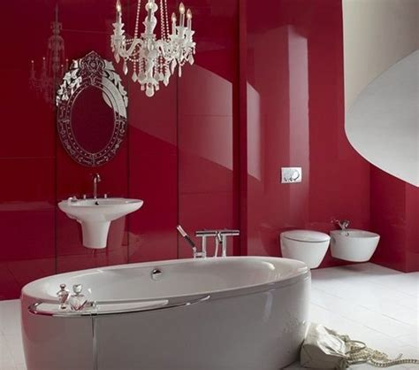 red bathroom decorating ideas bathroom home design etc