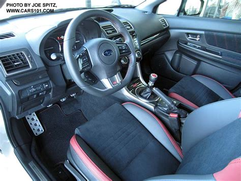 subaru wrx interior 2017 2017 subaru wrx and sti interior photo research page