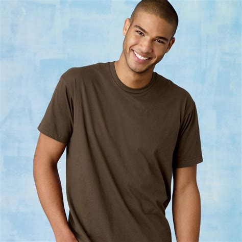T Shirt Cotton Combed 30s hanes 4980 combed cotton t shirt