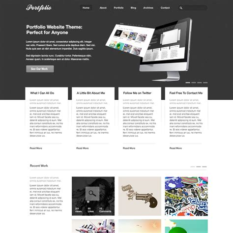 portfolio templates portfolio template free 28 images graphic web and ui