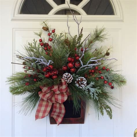 Winter Door Wreaths by Winter Wreath Wreath Wreath Winter Door