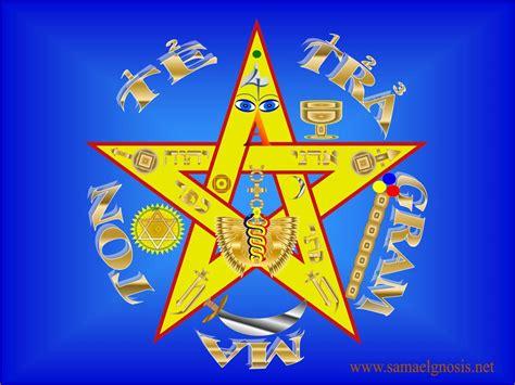 imagenes simbolos gnosticos pentagrama esot 233 rico dibujo 17