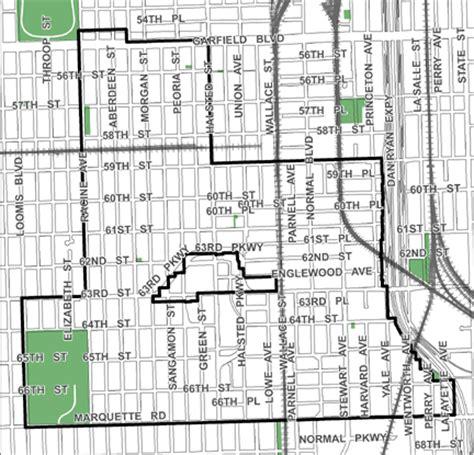 englewood housing authority city of chicago englewood neighborhood tif