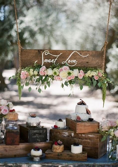 rustic wedding dessert table ideas savannah wedding planning and bridal boutique ivory and
