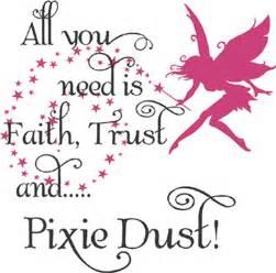 tinkerbell quotes pixie dust. quotesgram
