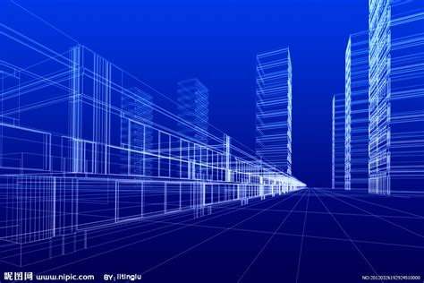 create a blueprint free 3d透视图设计图 3d设计 3d设计 设计图库 昵图网nipic com
