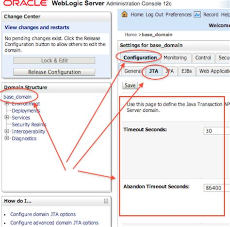 oracle weblogic server 12c administration i 1z0 133 a comprehensive certification guide books 1z0 133 configure weblogic server transactions jta