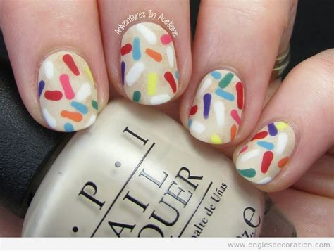 Ongle Deco Fete by D 233 Coration Sur Ongles Nail Dessin Sur Ongles