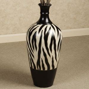 Animal Print Vase by 17 Best Images About Favorite Zebra Stuff On