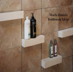 bathroom shower shelves best 25 shower shelves ideas on tiled