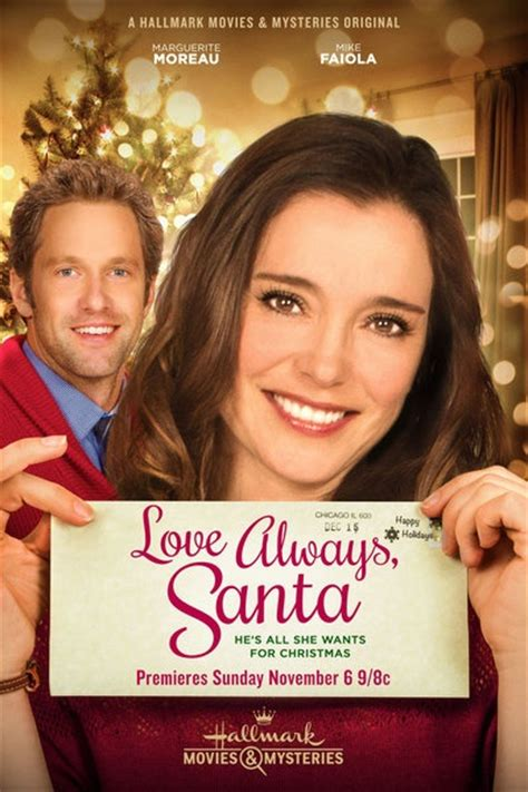 film love always santa tv weekly now hallmark movies mysteries world