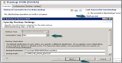 tutorialspoint hana sap hana backup and recovery