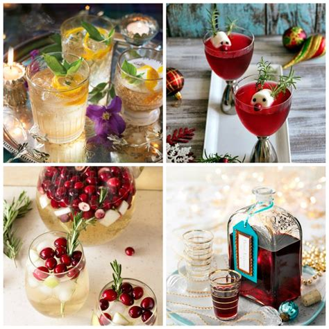 christmas cocktail recipes 17 of the best festive tipples for the holiday season good