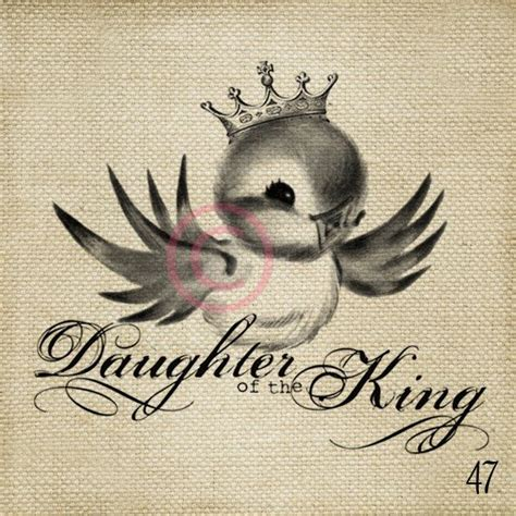 daughter of a king tattoo of the king crown ideas ink