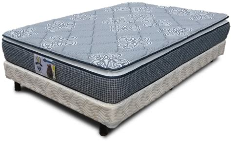 colchon y box colchon y box queen size spring air para cama pillow top