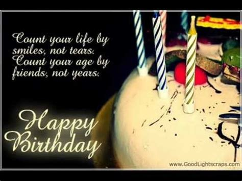 Birthday Song Quotes Happy Birthday Music Video And Quotes My Style Pinterest