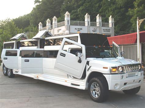stretch hummer limo ali baba limousine hummer h2 stretch limousine