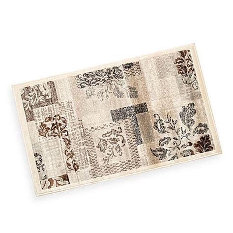 verona silver rug buy verona matrix rug in silver from bed bath beyond