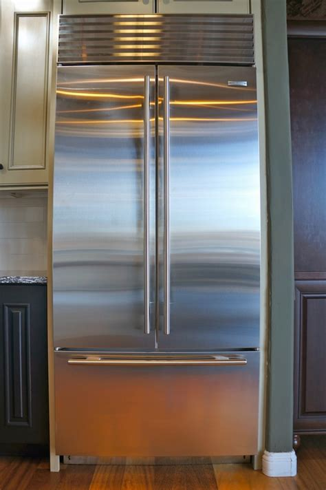 Kitchen Cabinets No Handles Refrigerator Astonishing High End Refrigerators Top 10