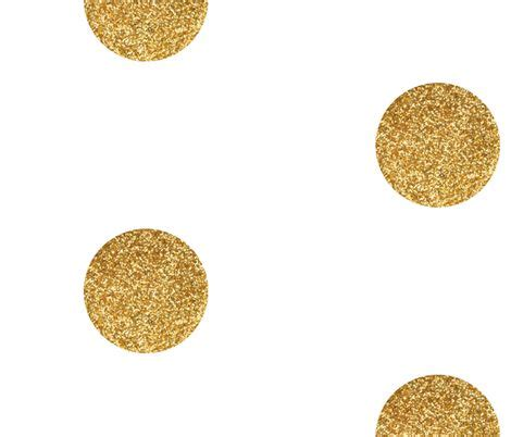 jumbo glitter polka dot fabric by sparrowsong on