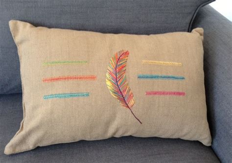 coussin plume coussin plume