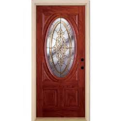 entry doors home depot feather river doors 37 5 in x 81 625 in silverdale brass