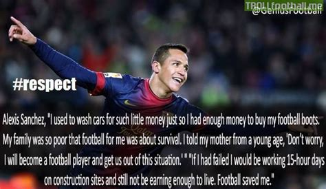 alexis sanchez life quotes by alexis sanchez like success