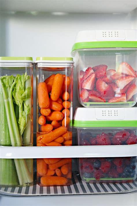 iheart organizing organization of the fridge freezer