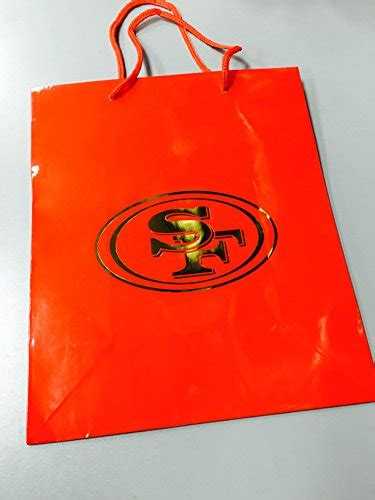 gifts for 49ers fans 49ers gift bags san francisco 49ers gift bag 49ers gift