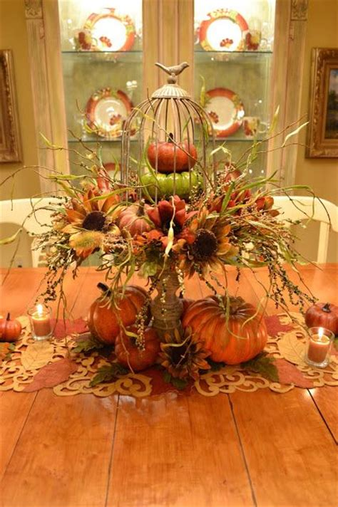 8 Amazing Thanksgiving Centerpieces by Amazing Diy Decorations For Thanksgiving Design Pics