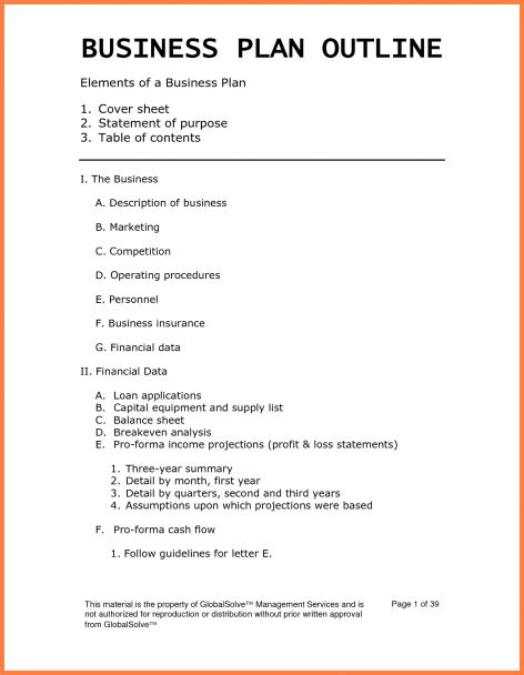 home business plan 5 small business plan proposal project proposal