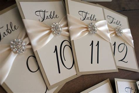 table number cards for wedding reception 42 best images about table number ideas on