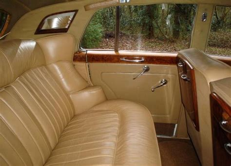 Car Upholstery Surrey by Rolls Royce Silver Cloud Rolls Royce Wedding Car In