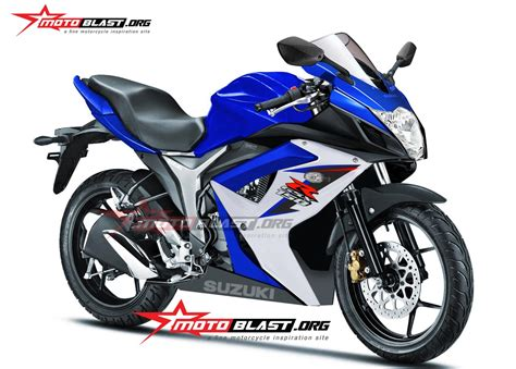 fully faired gixxer  gsx   rendered coming mid