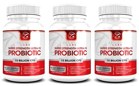probiotics before bed butcher s niche the one about zenwise probiotics and my