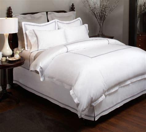 pinzon bedding pinzon hotel stitch 400 thread count egyptian cotton