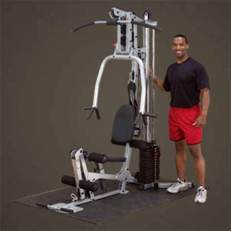 solid home commercial fitness equipment