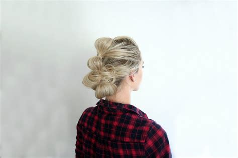 bubble hairstyle pictures bubble updo cute girls hairstyles