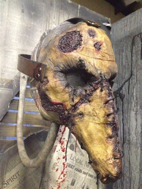 How To Make A Plague Doctor Mask With Paper Mache - 17 best ideas about plague mask on plague