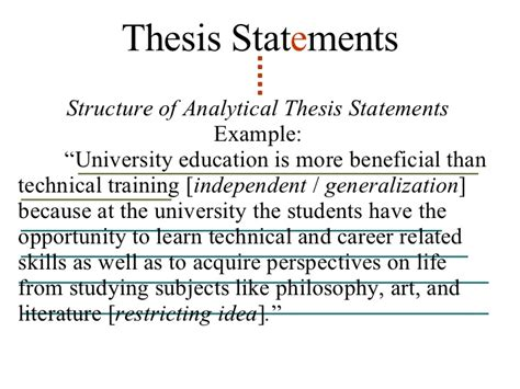 thesis statement analytical essay fast thesis statement analytical essay