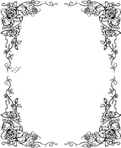 design frame hd page frame design pencil sketch hd photo design picture